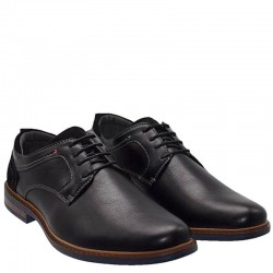 A6479B ΑΝΔΡΙΚΟ LOAFERS COCKERS ΜΑΥΡΟ